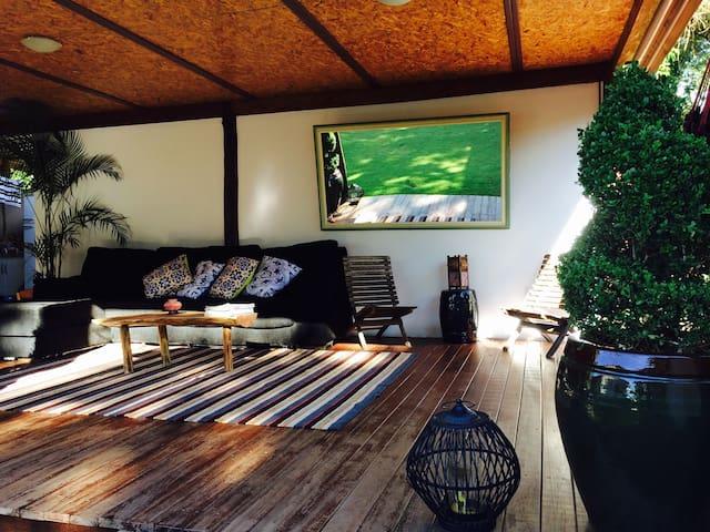 Lounge do Bosque, sua casa em Bonit - Bonito  - House