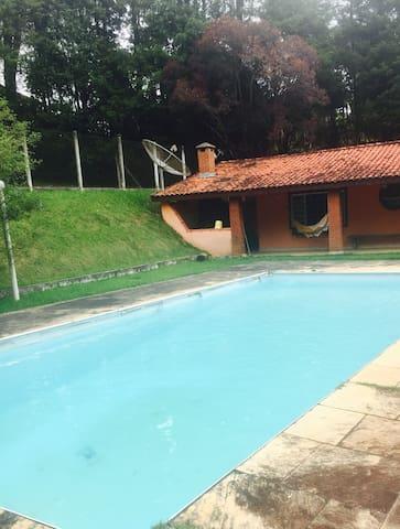 Chácara perto de São Paulo para o seu lazer
