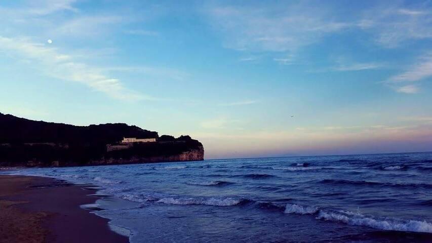 Attico Spiaggia di Serapo , Gaeta
