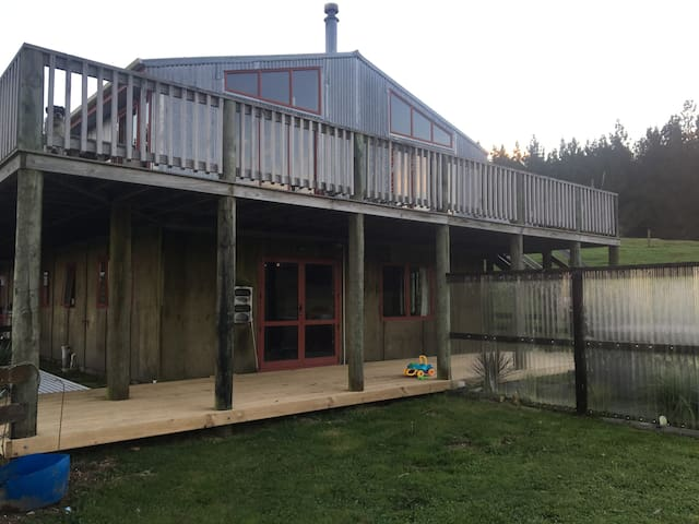 Woolshed Lodge in Oruanui