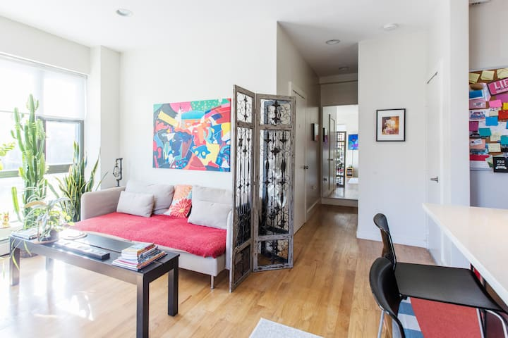 Private Bath + 2 Beds Option , Sunshine Bushwick
