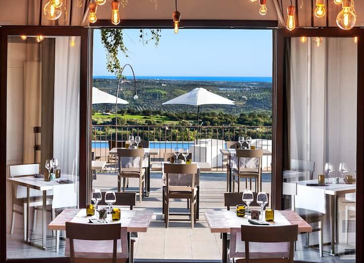 Panoramic Suite in the Wild Sicily