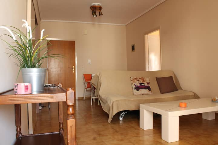 Cosy apartment close to the Ionian Sea