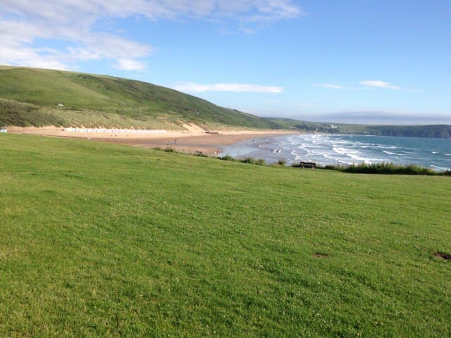 A short walk from the golden sands - Woolacombe - Apartemen