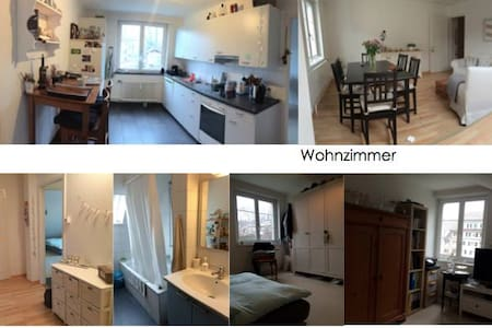 Cosy room close to the nature - Pratteln - Apartment