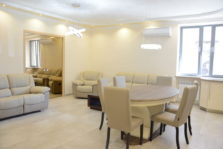 Bright Modern flat in the center of Yerevan