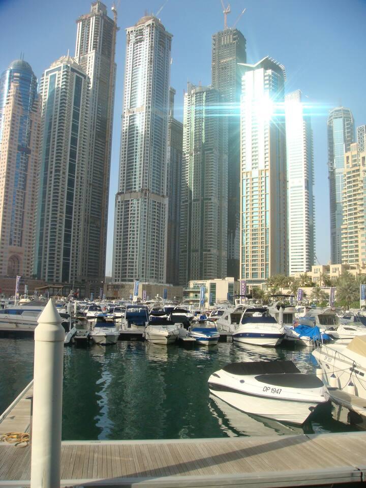 'High Spec' The Torch Tower, Dubai Marina, Dubai.
