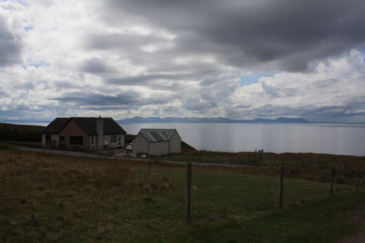 Shiskine self catering apartment - Gairloch - Apartament