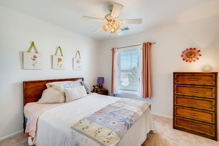 Private Sanctuary with Lovely Amenities