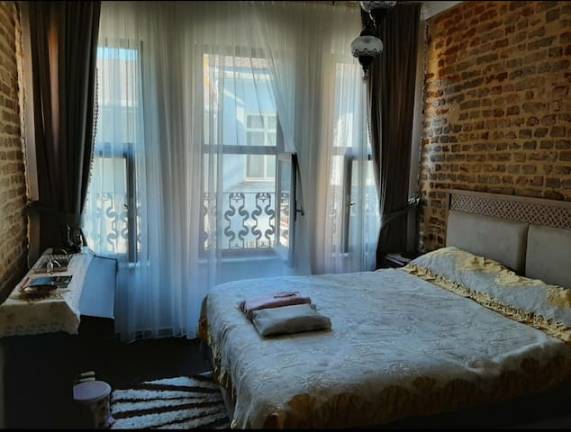 Real Historic  House in Istanbul