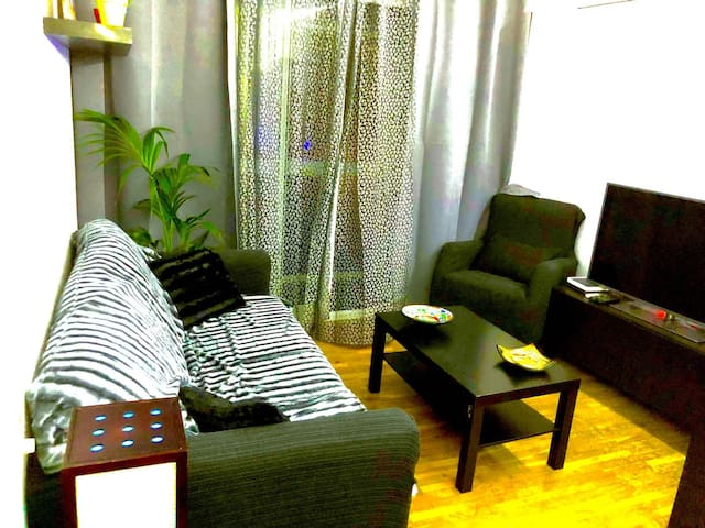 Nice small flat (50 sqms) in good location