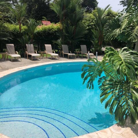 Soul Garden - Beach Apartments in Dominical #103