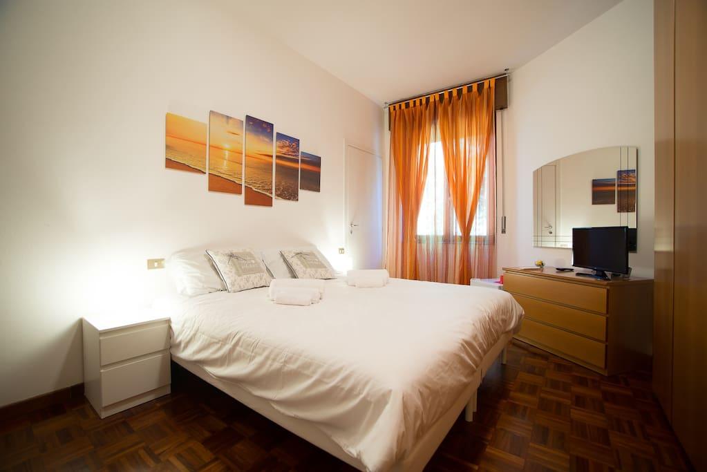 Camera con bagno interno e colazione appartamenti - Ambiente bagno san giuliano milanese ...