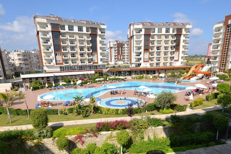 Apartment 1+1 in Orion City - Alanya