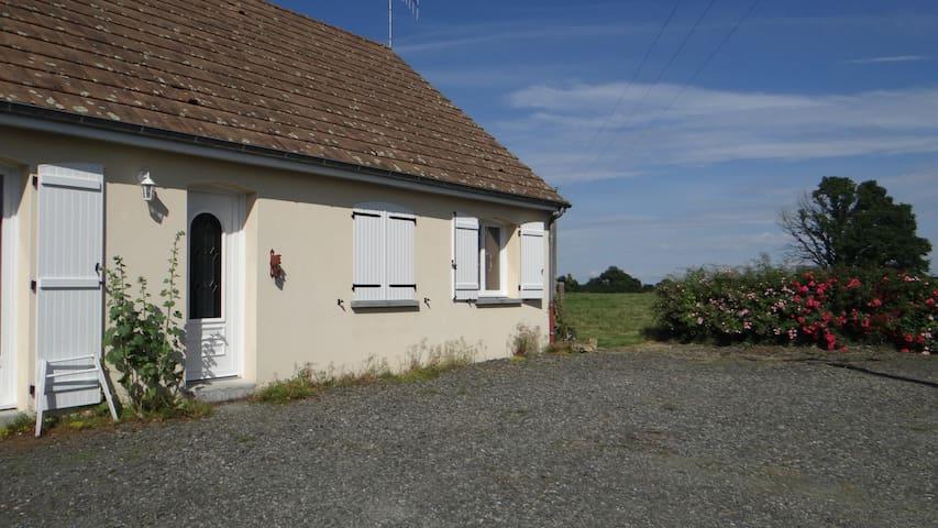 2 chambres à louer dans petite maison agréable