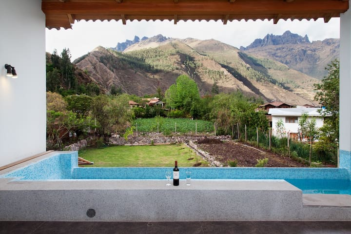 Your sweet home in Sacred valley