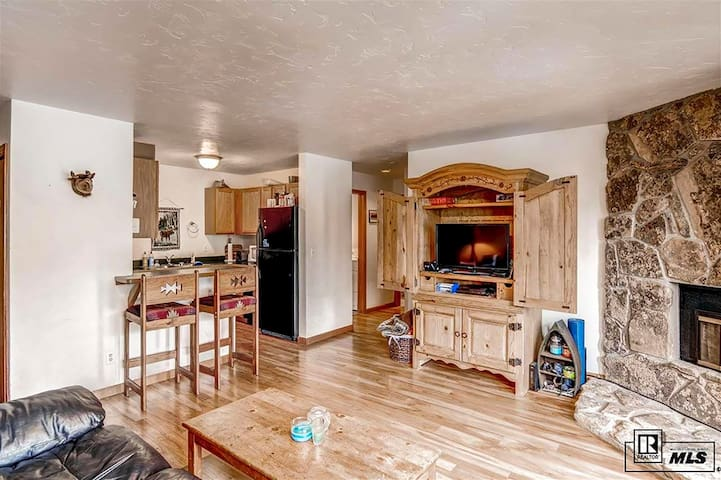 Condo in the heart of Steamboat - Steamboat Springs - Apto. en complejo residencial