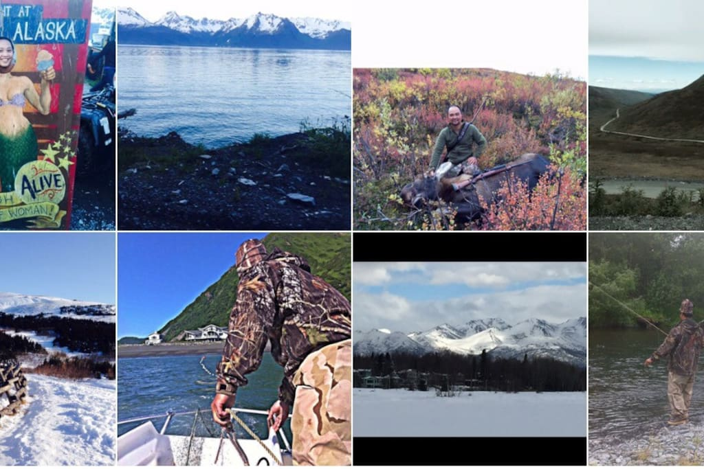 Our travel adventures in Alaska.
