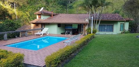 Casa de Campo Aconchegante