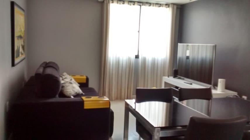 Apartamento Inteiro com 1 quarto super confortável