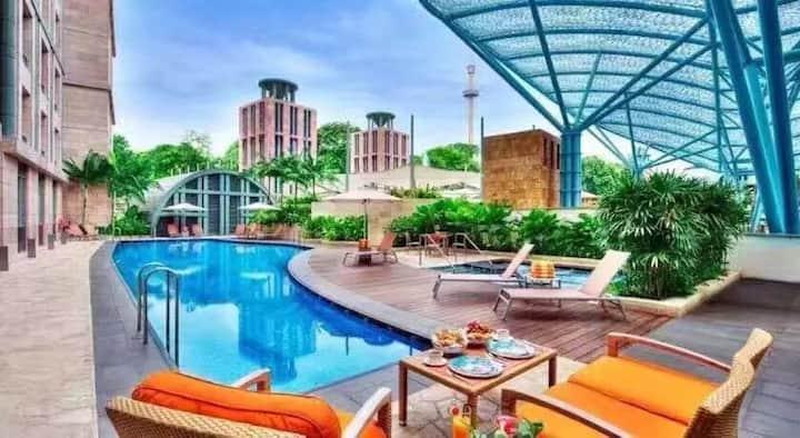 Singapore Michael Hotel offer(圣淘沙迈克酒店)