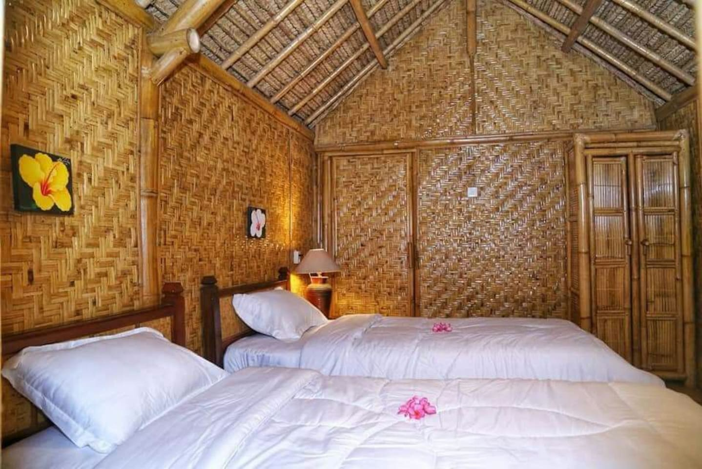 Traditional Cici's Bungalows by Lombok Ventures