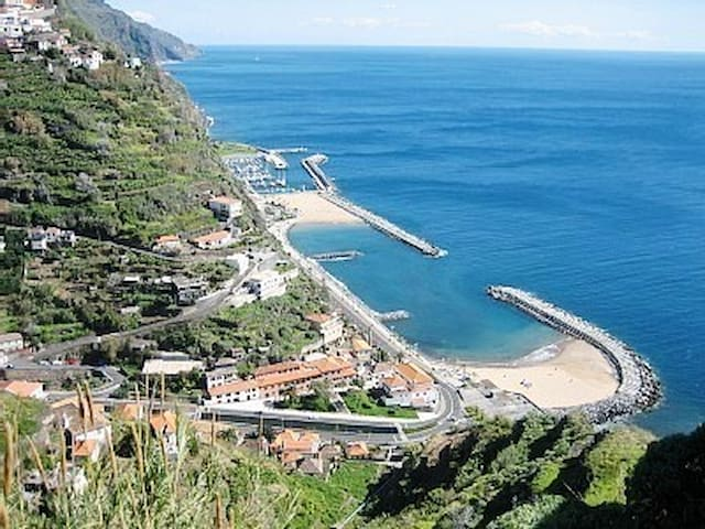 Por do Sol, SeaView Apartment, 2Adults+2Children - - Estreito da Calheta - Appartement