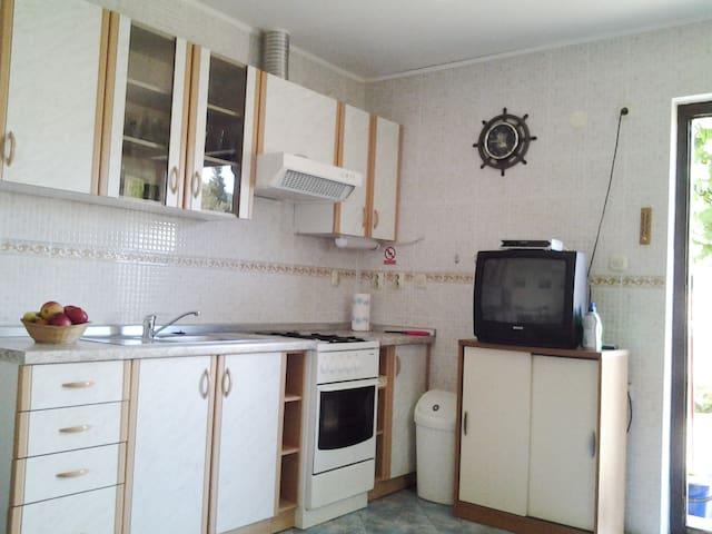 Apartman Nerezine 2+1 - Nerezine - Apartamento