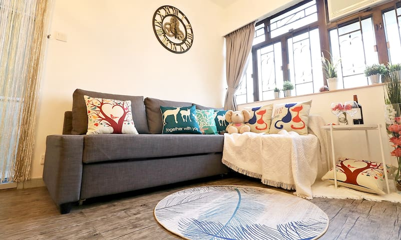 Superb Located, Skyline Cozy Apt in heart of TST