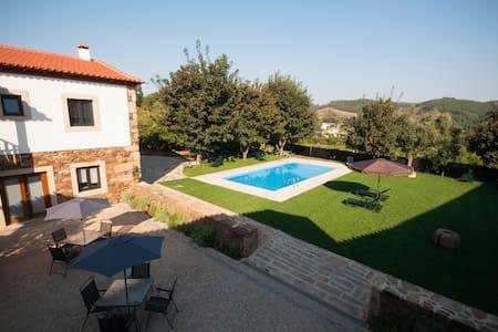Quinta Vilar e Almarde - Quarto Duplo (kingsize) - Reial - Casa