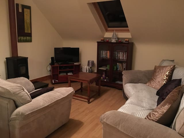 Two Bed Detached Apartment