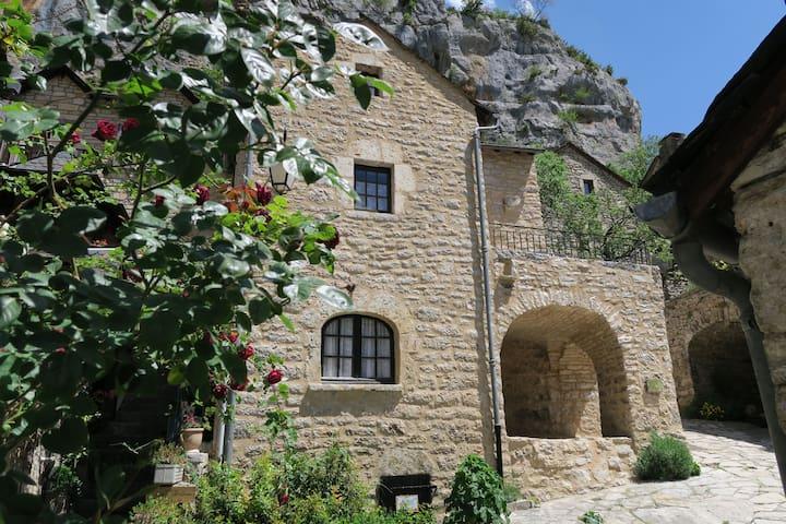Gite de La Lusette - La Malène - Haus
