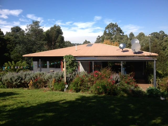 Main House Parkwood Otways