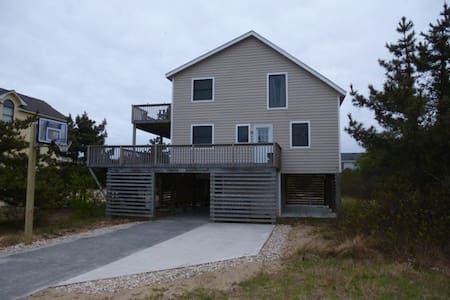 Mermaid Manor - Kitty Hawk - Hus
