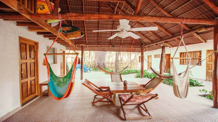 Beach Rental Room San Juan del Sur
