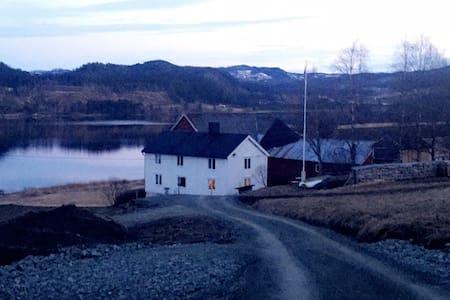 Småbruk i nærheten av Trondheim - Skaun
