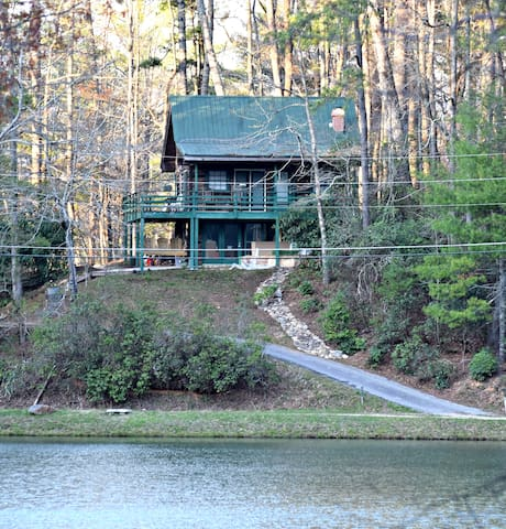 Gorgeous Mountain Views On Lake - Rabun Gap - Talo