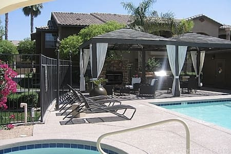 Come enjoy The weather in our lovely apartment! - Chandler