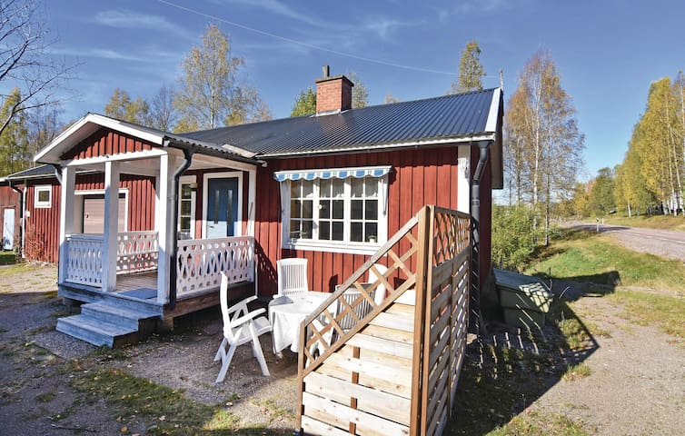 Holiday cottage with 2 bedrooms on 43m² in Likenäs