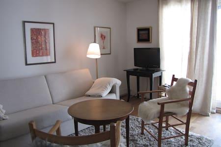Trivelig fritidsleilighet på Kvæven Fjellheim - Tjørhom - Apartment