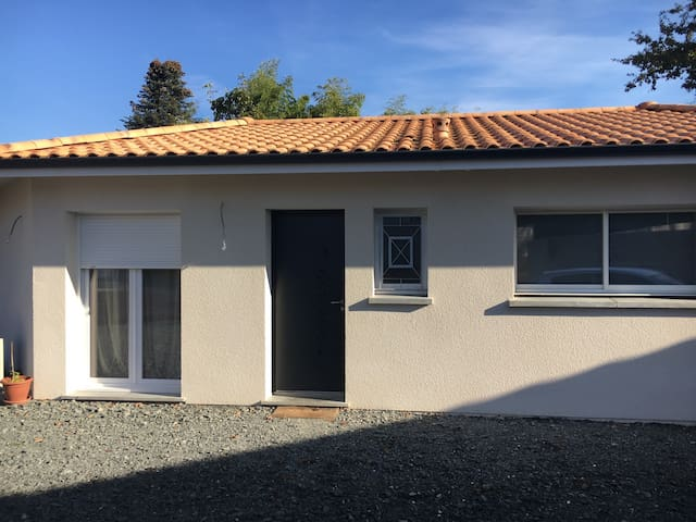 Chambre sur Martillac Louton - Martillac - House