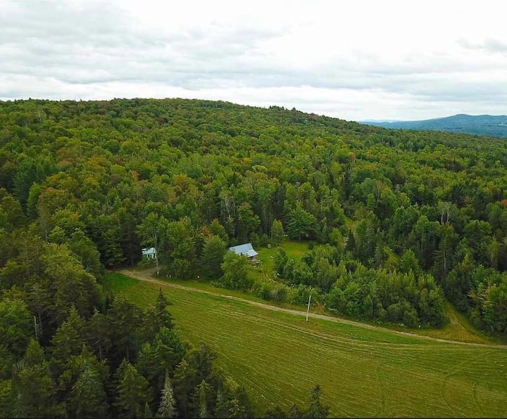 Off Grid Camping in Craftsbury