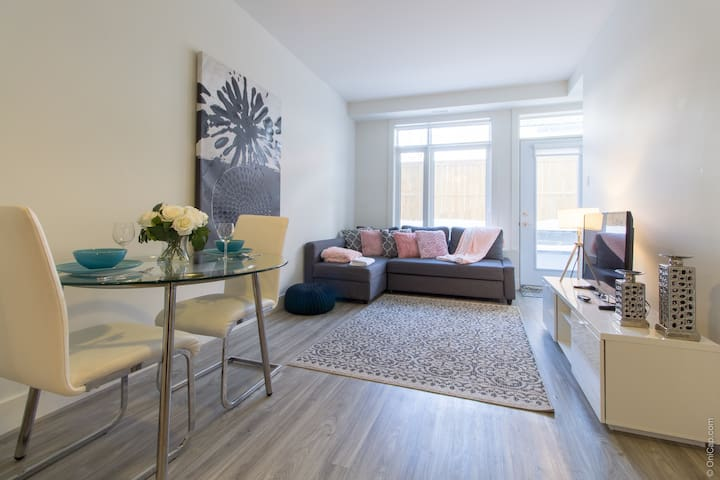 Brand New Downtown Condo- Steps to Rideau Canal