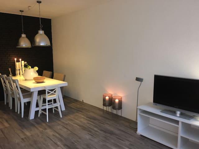 In het centrum  Mooi net gerenoveerd appartement