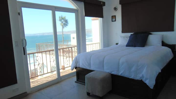 Casa Mar Verde-Penthouse, pool-jacuzzi- beach