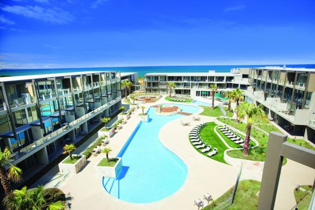 Resort Veiw