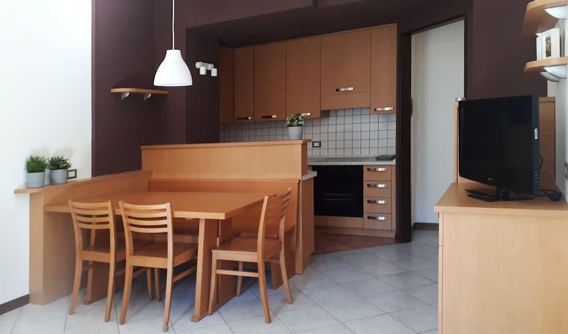 Residenza Nagler _ Centralissimo alloggio