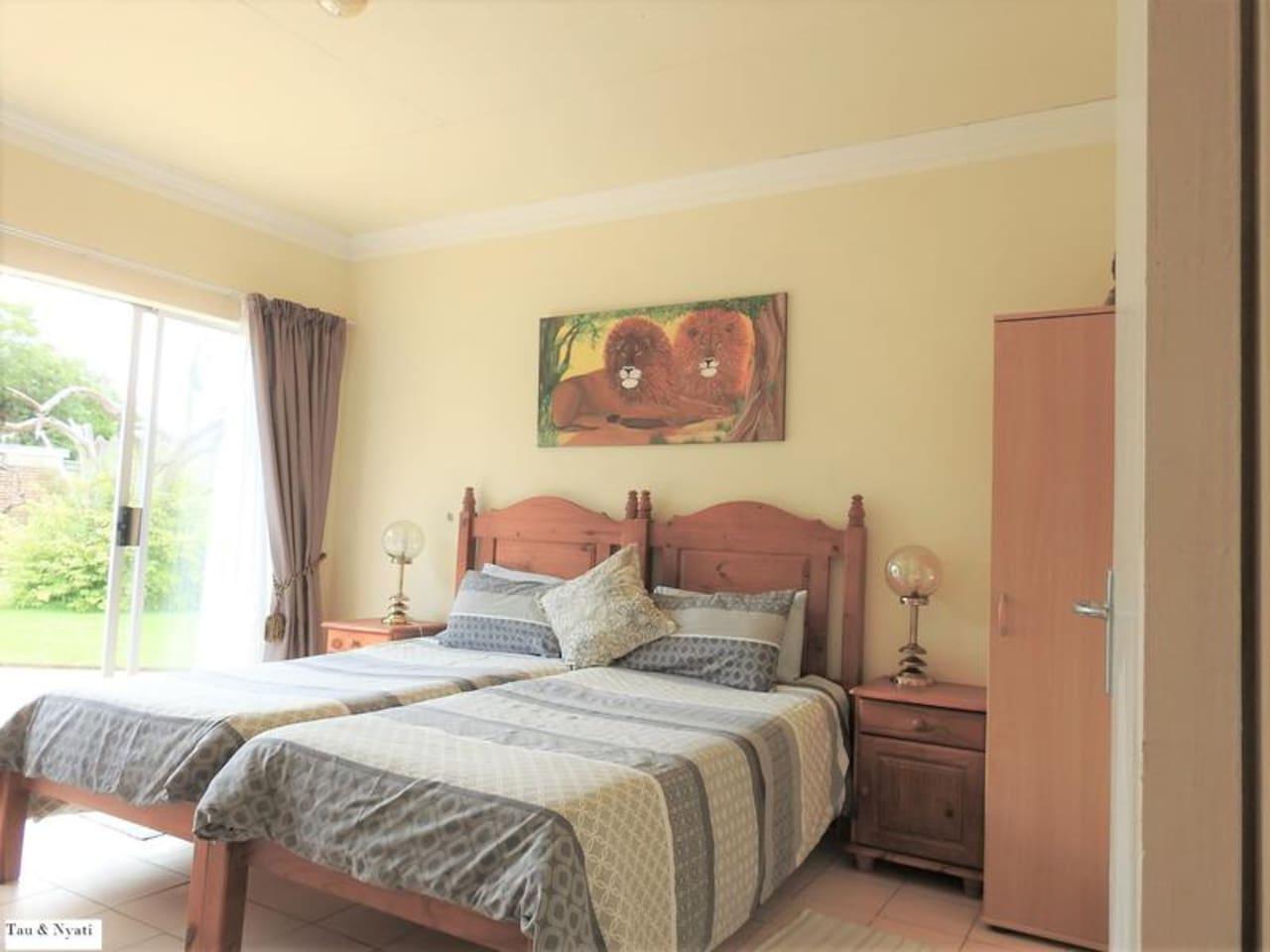Tau & Nyati Room photo 0