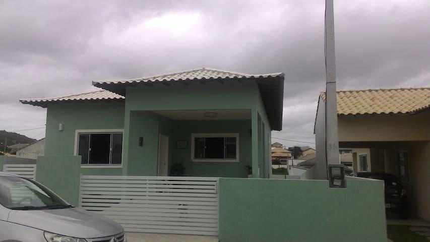 Casa temporada Região dos Lagos/RJ. - São Pedro da Aldeia - House