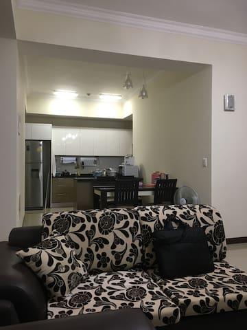 Full Facilities Condo Camko City Official Condominium In Srah Emm Cambodia 1 Bedroom 2 Bathroom
